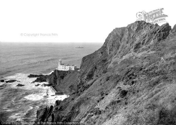 Hartland, Point Lighthouse 1931
