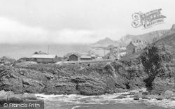 Hartland, Quay 1920