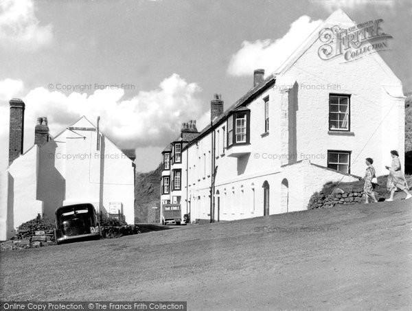 Hartland, Quay Hotel c1955