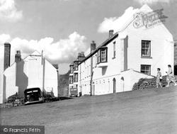 Hartland, Quay Hotel c.1955