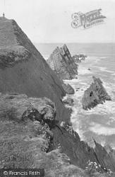 Hartland, Quay, Screda Point 1920