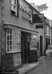 Hartland, The Village Shop 1929