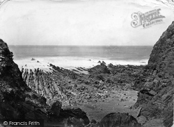 Hartland, Welcome Mouth c.1876