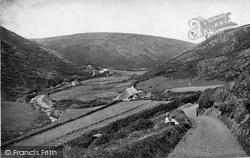 Hartland, Welcome Valley c.1872
