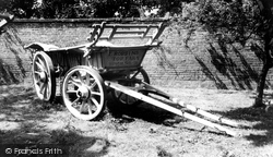 Hartlebury, Wagon, Worcester County Museum c.1960
