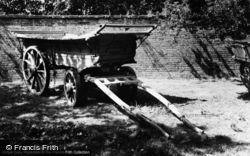 Hartlebury, Wagon, Worcester County Museum c.1960