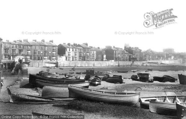 Photo of Hartlepool, 1896, ref. 37502