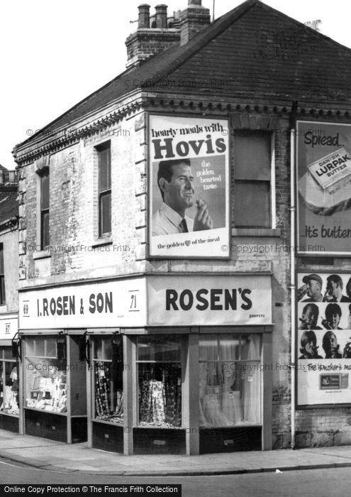 Hartlepool, Advertising c.1960