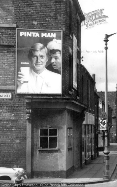 Photo of Hartlepool, Advertising c.1960