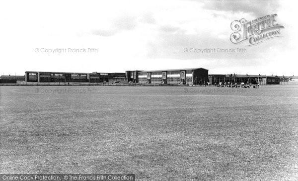 Photo of Hartlepool, Brierton Secondary School for Girls c1955, ref. h32026