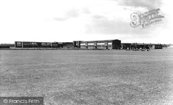 Hartlepool, Brierton Secondary School c.1960