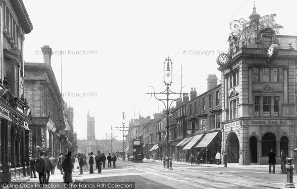 Photo of Hartlepool, Church Street 1903, ref. 49988