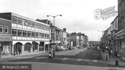 Hartlepool, Church Street c.1960