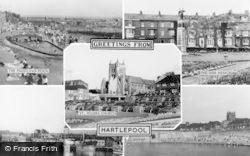 Hartlepool, Composite c.1960