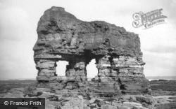 Hartlepool, Elephant Rock 1886