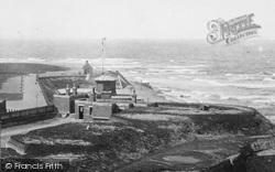 Hartlepool, Heugh Battery 1896