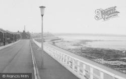 Hartlepool, Marine Drive c.1960