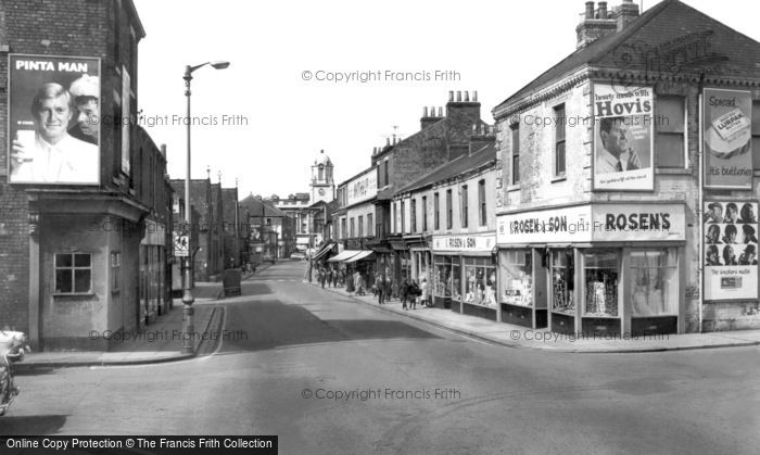 Photo of Hartlepool, Musgrave Street c.1960