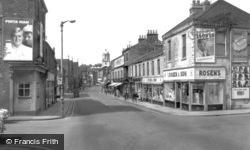 Hartlepool, Musgrave Street c.1960