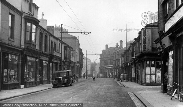 Photo of Hartlepool, Northgate c1955, ref. h32083