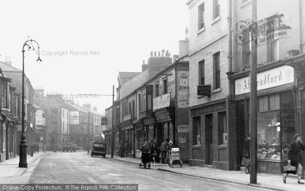 Photo of Hartlepool, Northgate c1955, ref. h32087