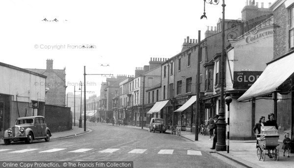 Photo of Hartlepool, Northgate c1955, ref. h32088
