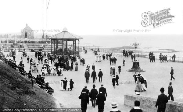Photo of Hartlepool, Promenade 1901, ref. 46955