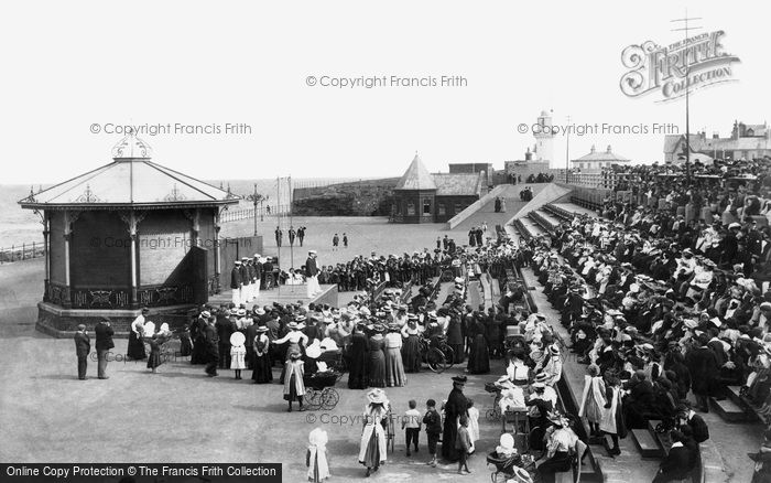 Photo of Hartlepool, Promenade 1903, ref. 49995
