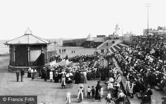 Hartlepool, Promenade 1903