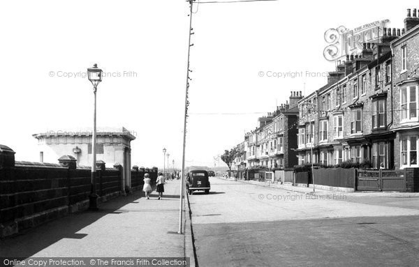 Photo of Hartlepool, Seafront c.1955