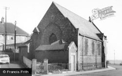 Hartlepool, St Andrew's Church c.1960
