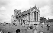 Hartlepool, St Hilda's Church c1965