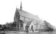 Hartlepool, St James's Church 1886