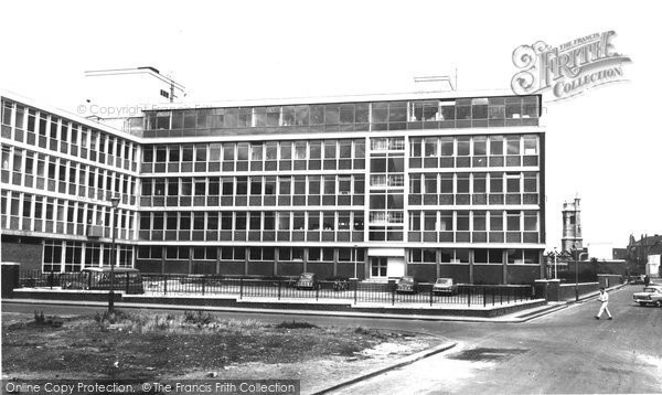 Photo of Hartlepool, Technical College c1960, ref. h32079