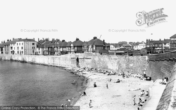 Photo of Hartlepool, The Fish Sands c.1960