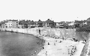 Hartlepool, the Fish Sands c1955
