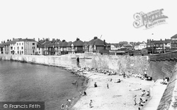 Hartlepool, The Fish Sands c.1960