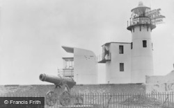 Hartlepool, The Lighthouse c.1955