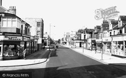 Hartlepool, York Road c.1960