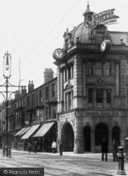 Hartlepool, Yorkshire Penny Bank 1903