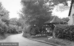 Church Road c.1950, Hartley