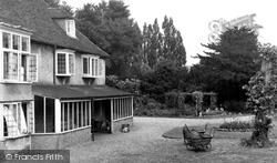 Fairby Grange Convalescent Home c.1950, Hartley