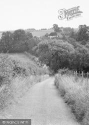 Hartley Bottom c.1955, Hartley