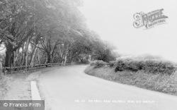 Hartley, Holywell Road, Holywell Dene c.1955