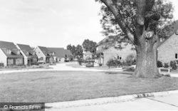 Round Ash Way c.1960, Hartley