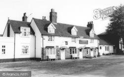 The Black Lion Inn c.1960, Hartley