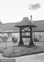 The Convent, Well c.1950, Hartley