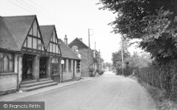 The Post Office c.1950, Hartley