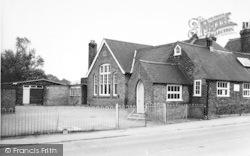 The Primary School c.1965, Hartley