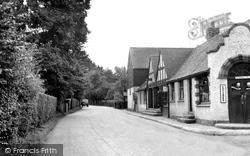 The Village c.1950, Hartley